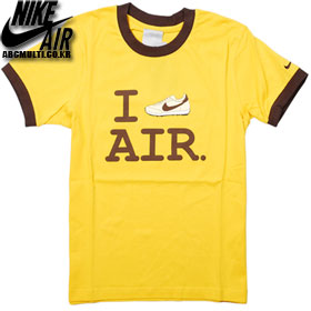 [NIkE][SPORTCULTURE]I LOVE AIR S/S TEE-144489 703(