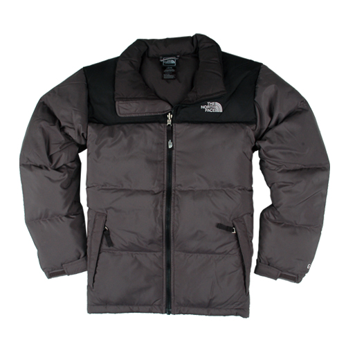 [노스페이스]BOYS NUPTSE JACKET - GRAPHITE GREY