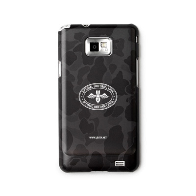 *교환&환불불가* [리타] Cellphone cover duck hunter blackcamo (Galaxy S2 sk/kt)