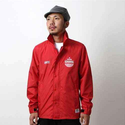 [앱놀머씽]ABNT Coach Jacket (Red)