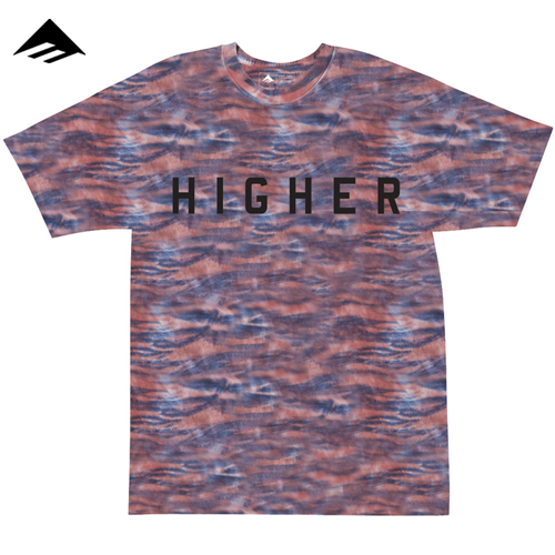 [이메리카] HIGHER QUALITY PREMIUM S/S (Red)