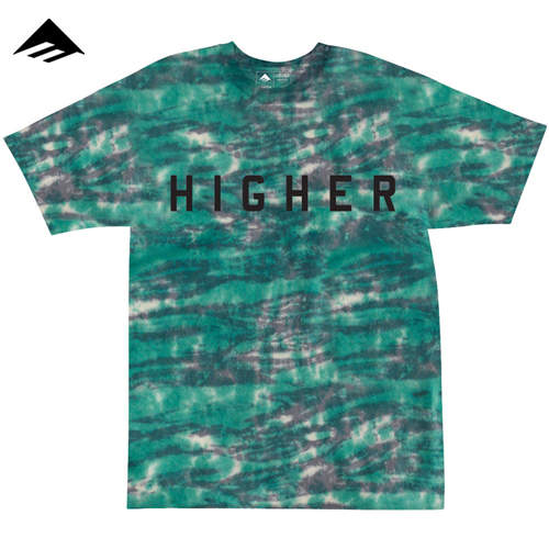 [이메리카] HIGHER QUALITY PREMIUM S/S (Green)