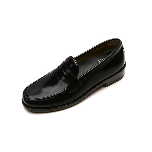 [클라토] Penny Loafer (1409-3)Black Leather