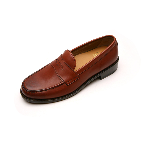 [클라토] Penny Loafer (1409-2)Dark Brown Leather